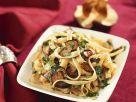 Creamy Alfredo Pasta with Mushrooms recipe