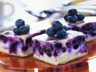 Creamy Blueberry Squares recipe