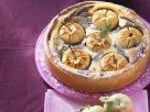 Creamy Poppy Cake with Apples recipe