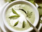 Creamy Sorrel Soup recipe