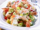 Creole Style Shrimp Salad recipe