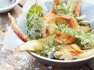 Crispy Japanese Shrimp and Veg recipe