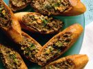 Crostini with Chicken Liver Mousse recipe