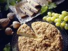 Crumble Cake with Grapes recipe
