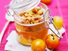 Crumble with Mirabelle Plums recipe