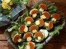 Cucumber Cheese Appetizers recipe