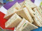 Cucumber Finger Sandwiches recipe