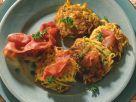 Curried Rutabaga-Zucchini Cakes recipe