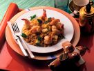 Curry Risotto with Prawns and Pineapple recipe