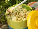 Dairy Free Pasta Salad with Artichokes recipe