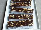 Dark Fruit and Nut Bars recipe