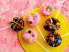Decorated Cake Bites recipe