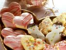 Decorated Shortbread Cookies recipe