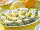 Decorative Egg Platter recipe