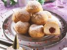 Donuts Filled with Jam recipe