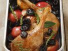 Duck and Prune Roast recipe