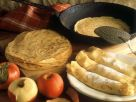 Easy Crepes with Apple Filling recipe