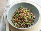 Edamame Bean and Grain Bowl recipe