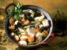 Eel Stew with Dried Fruit and Dumplings recipe