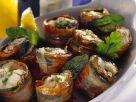 Eel Wrapped in Bacon recipe