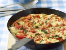 Egg and Cheddar Skillet recipe