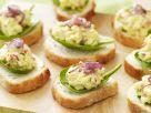 Egg Salad Appetizers recipe