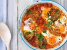 Egg Skillet with Tomatoes recipe