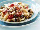 Eggplant Pasta with Parmesan recipe