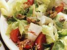 Endive Salad with Cherry Tomatoes and Walnuts recipe
