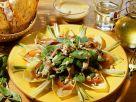 Endive-Spinach Salad recipe