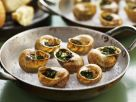 Escargot with Herb Butter and Parsley recipe