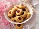 Eyes of an Angel (jam Thumbprint Cookies) recipe