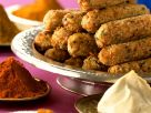 Falafel with Yogurt Dip recipe