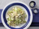 Farfalle Pasta with Cabbage recipe
