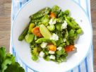 Fava and Carrot Salad recipe