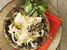 Fennel Salad with Apple and Smoked Trout recipe