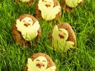 Festive Baby Bird Biscuits recipe