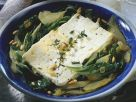 Feta and Chard with Pine Nuts recipe