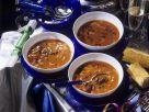 Fiery Bean Soup recipe