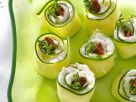 Filled Cucumber Wraps recipe