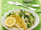 Fillet of Sole with Brown Rice recipe