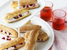 Finger Pastries with Filling recipe