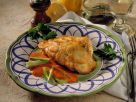 Fish Fillet in Potato Crust with Pepper Sauce recipe