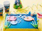Fish in the Sea Child's Party Cake recipe