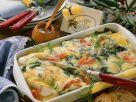Fish Lasagna recipe