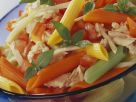 Flaked Fish and Penne Bowl recipe