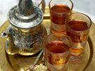Floral Hot Tea recipe