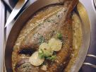 Flounder with Lemon Butter Sauce recipe