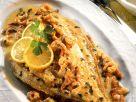 Flounder with Shrimp recipe