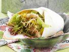 Flour Tortilla and Shrimp Wraps recipe